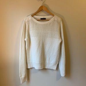Tahari Loose Knit Sweater